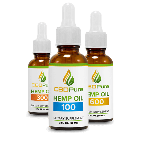CBD Pure Review [TESTED] | Natural Wellness CBD OIL