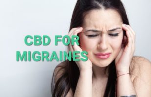 cbd for migraines banner