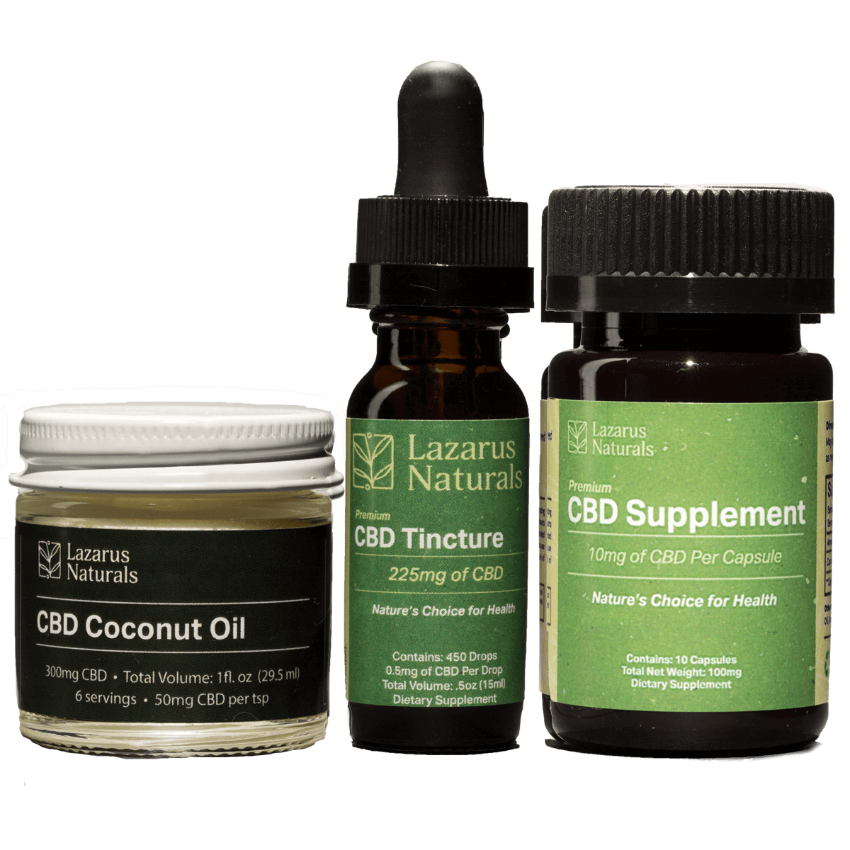 Lazarus Naturals CBD Review [coupon code] | Natural Wellness