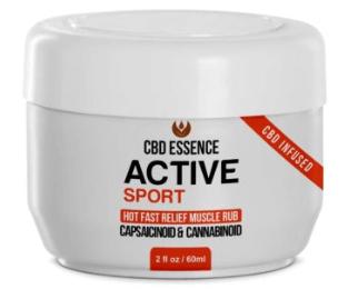 cbd essence cream