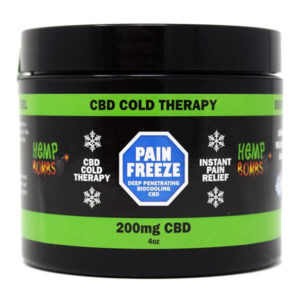 Pain freeze Hemp