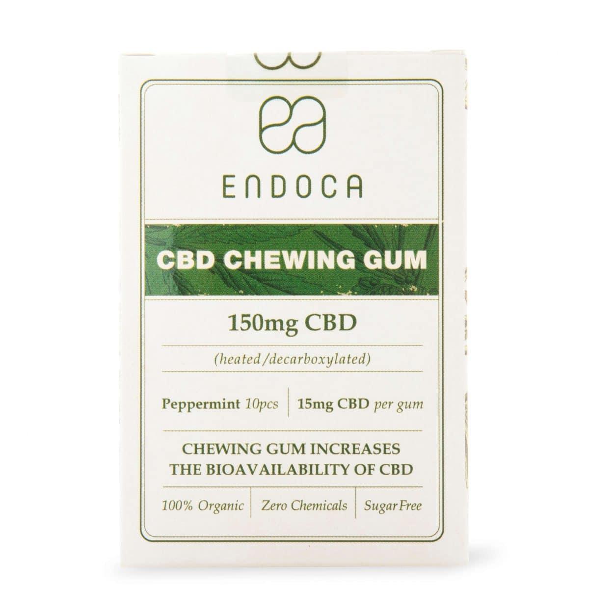 Endoca CBD discount code