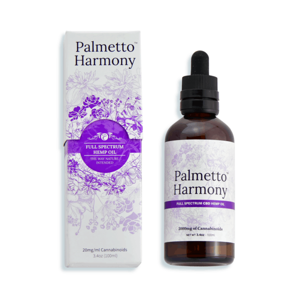 palmetto harmony cbd oil