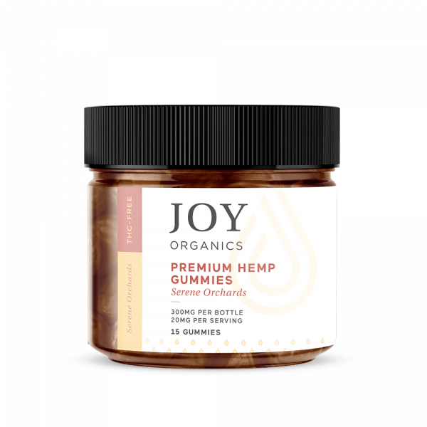 Joy Organics CBD Gummies 300 mg