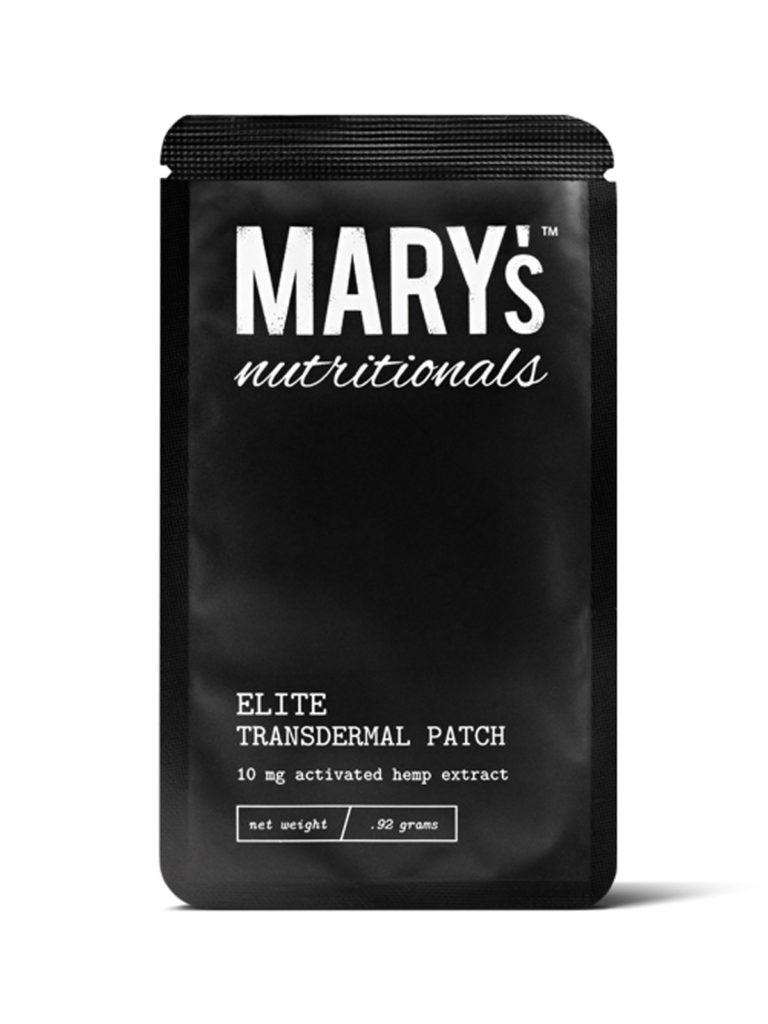 marys-nutritionals-cbd-elite-patch