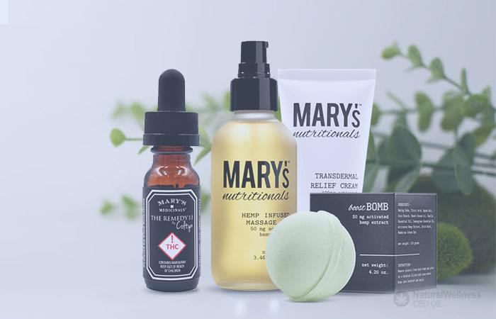 marys-nutritionals-cbd-products